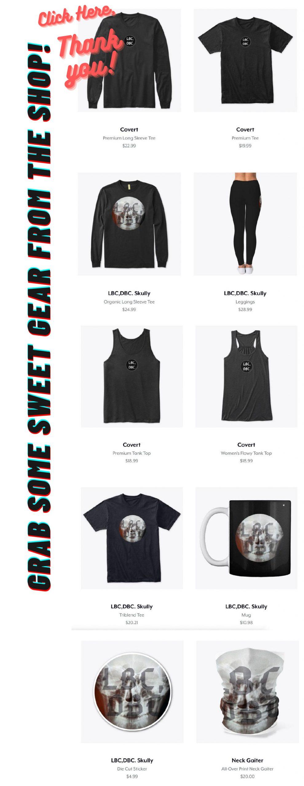 get sweet gear
